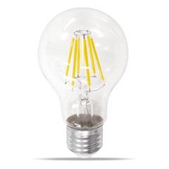 Lâmpada Led Bulbo com Filamento 4w Bivolt Luz Âmbar - Casanova