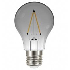 Lâmpada Led com Filamento Vintage a60 3w Autovolt Luz Quente - Taschibra
