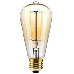 Lâmpada Led Filamento Carbono 40w 220v 2000k - Elgin