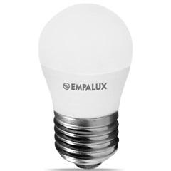 Lâmpada Led Mini Globo 4,9w Bivolt 6500k Luz Branca - Empalux