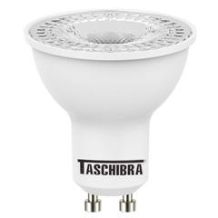 Lâmpada Led Tdl 400 6w 6500k Gu10 - Taschibra