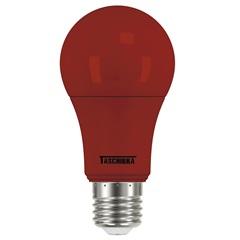 Lâmpada Led Tkl Colors 5w Bivolt Vermelha - Taschibra