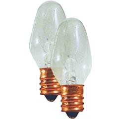 Lâmpada para Luz Noturna 7w 110v com 2 Peças