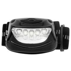 Lanterna Mãos Livres 5 Led Pilha Aaa Palito 18x10,8cm Preta - Rayovac