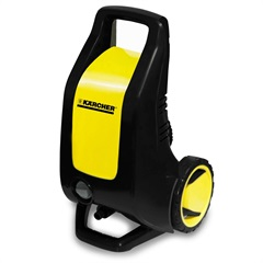 Lavadora de Alta Pressão 1500w 220v K3 Premium Preta E Amarela - Karcher