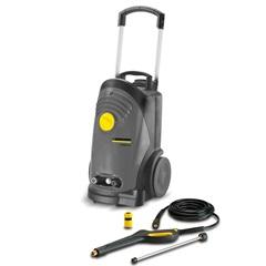 Lavadora de Alta Pressão Profissional Hd 6/15 Compacta 3300w 220v Cinza E Preta - Karcher