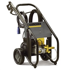 Lavadora de Alta Pressão Profissional Hd 7/15-4 Maxi 4000w 220v Cinza E Preta - Karcher