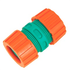 Ligação Reparadora para Mangueira 1/2'' Laranja E Verde - Tramontina