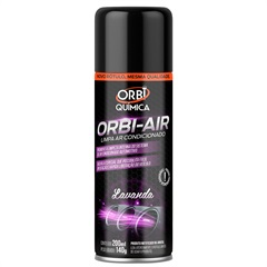 Limpa Ar Condicionado Orbi Air Lavanda 200ml - Orbi Química