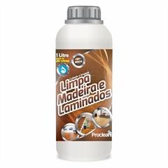 Limpa Madeira 1 Litro - Proclean