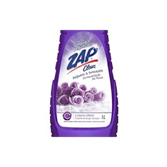Limpador Perfumado Zap Clean Rosa 1l - Soin