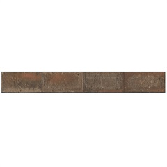 Listelo London Brick Hd Hard 11x90 Cm - Portinari