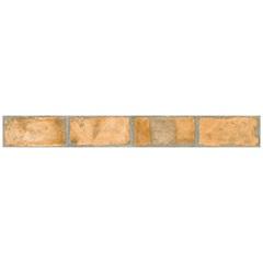 Listelo Retificado Brick Hd 11x87,7cm Peça - Portinari