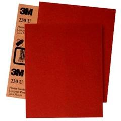 Lixa Massa Nº 180 Vermelha - 3M