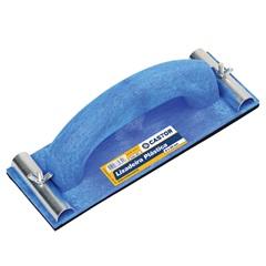 Lixadeira Azul  Manual Plástica  - Castor