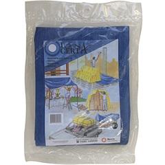 Lona Plástica Lona Certa 5x4m Azul - Plasitap