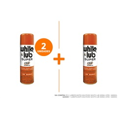 Lubrificante Multiúso White Lub 300ml - Orbi Química