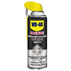 Lubrificante Spray Dry Lube com Ptfe Wd-40 Specialist 500ml - WD-40