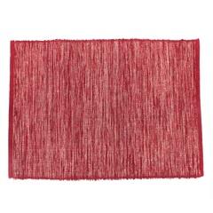 Lugar Americano 32 X 45 Cm Vermelho - Casanova