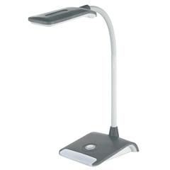 Luminária de Mesa Led 4w Bivolt Flex Cinza