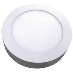 Luminária Painel Led Redonda 6w