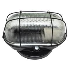 Luminária Tartaruga em Ferro Preta - Franzmar