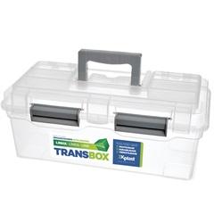 Maleta Organizadora Multiuso Transbox Transparente - Xplast