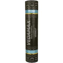 Manta Asfáltica Impermeabilizante Vedamax Piscinas 4mm com 10 Metros - Vedacit