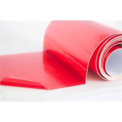 Manta Autoadesiva para Cerâmica 30x100cm Vermelha - Casanova