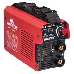 Máquina Inversora para Solda Arc 160a 220v Vermelha - Worker