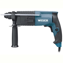 Martelete com Sistema Sds Plus 20mm 620w 110v Azul - Wesco