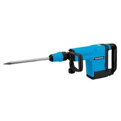 Martelete Demolidor Sds-Max 1.500w 220v Azul - Gamma