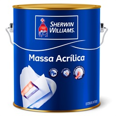 Massa Acrílica Metalatex Branca 3,6 Litros - Sherwin Williams