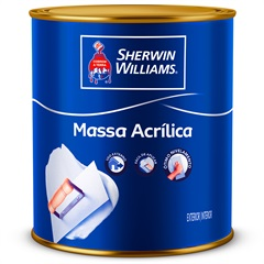 Massa Acrílica Metalatex Branca 900ml - Sherwin Williams