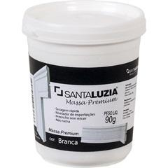 Massa Niveladora Premium Flex Branco 90g - Santa Luzia