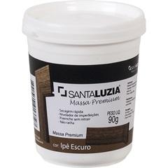Massa Niveladora Premium Flex Ipê Escuro 90g - Santa Luzia