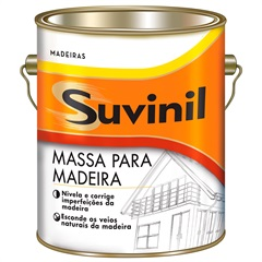 Massa para Madeira 3,6 Litros - Suvinil