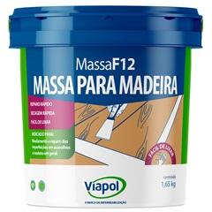 Massa para Madeira Castanho F12 900ml - Ref: 704610  - Fusecolor