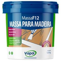 Massa para Madeira F-12 Fusecolor Ypê 900 Ml 175  - Fusecolor