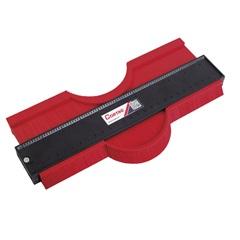 Medidor de Contorno 6''- 150 Mm Vermelho E Preto - Cortag