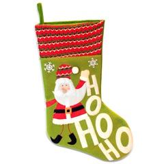 Meia Decorativa para Natal  - Importado