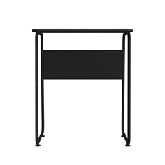 Mesa para Computador em Mdp Compacta 76x67cm Preta - Multivisão