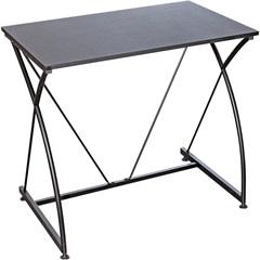 Mesa para Computador Laminada 80x51x73cm Preto - Casanova