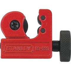 Mini Cortador de Tubos 1/8'' a 5/8'' Vermelho E Preto - Stanley
