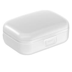 Mini Nécessaire 10,8x8,2cm Transparente - Coza
