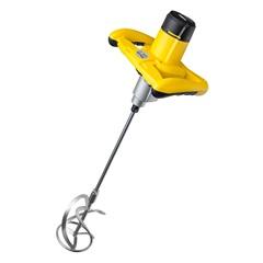 Misturador de Argamassa 1600w 127v Amarelo E Preto - WBR