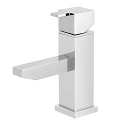 Misturador Monocomando para Banheiro de Balcão 2875 C215 Quadra Cromado - Meber