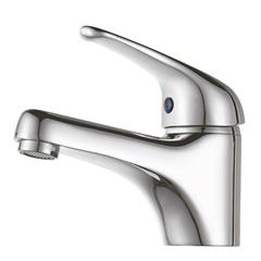 Misturador Monocomando para Banheiro de Balcão 2875 C70 Vega Cromado - Meber