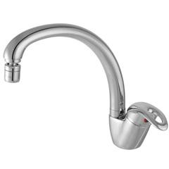 Misturador Monocomando para Banheiro de Balcão 7001 C71 Órion Cromado - Meber