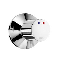 Misturador Pressmatic Água Fria E Quente de Parede - Ref. 00000906  - Docol
